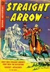 Cover for Straight Arrow (Magazine Enterprises, 1950 series) #30