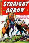 Cover for Straight Arrow (Magazine Enterprises, 1950 series) #33