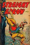Cover for Straight Arrow (Magazine Enterprises, 1950 series) #35