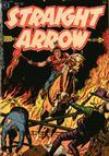 Cover for Straight Arrow (Magazine Enterprises, 1950 series) #36