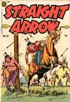 Cover for Straight Arrow (Magazine Enterprises, 1950 series) #37