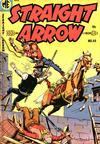 Cover for Straight Arrow (Magazine Enterprises, 1950 series) #40