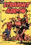 Cover for Straight Arrow (Magazine Enterprises, 1950 series) #42