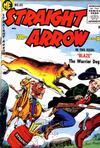 Cover for Straight Arrow (Magazine Enterprises, 1950 series) #43