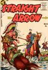 Cover for Straight Arrow (Magazine Enterprises, 1950 series) #44