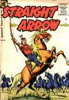 Cover for Straight Arrow (Magazine Enterprises, 1950 series) #48