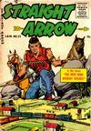 Cover for Straight Arrow (Magazine Enterprises, 1950 series) #53