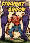 Cover for Straight Arrow (Magazine Enterprises, 1950 series) #54