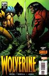 Cover for Wolverine (Marvel, 2003 series) #31 [Direct Edition]