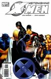 Cover Thumbnail for Astonishing X-Men (2004 series) #12 [Direct Edition]