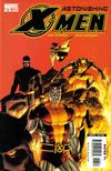 Cover for Astonishing X-Men (Marvel, 2004 series) #13 [Direct Edition]