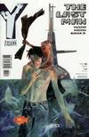 Cover for Y: The Last Man (DC, 2002 series) #34