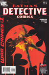 Cover for Detective Comics (DC, 1937 series) #809