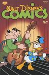 Cover for Walt Disney's Comics and Stories (Gemstone, 2003 series) #642