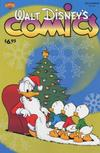Cover for Walt Disney's Comics and Stories (Gemstone, 2003 series) #651