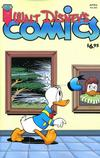 Cover for Walt Disney's Comics and Stories (Gemstone, 2003 series) #655