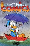Cover for Walt Disney's Comics and Stories (Gemstone, 2003 series) #656