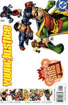 Cover for Young Justice: Sins of Youth (DC, 2000 series) #1