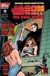 Cover for Jason Goes to Hell The Final Friday (Topps, 1993 series) #2