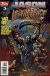 Cover for Jason vs. Leatherface (Topps, 1995 series) #3