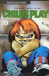 Cover for Child's Play The Series (Innovation, 1991 series) #2