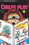 Cover for Child's Play The Series (Innovation, 1991 series) #4