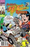Cover for Archie's R/C Racers (Archie, 1989 series) #8