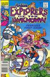 Cover for Explorers of the Unknown (Archie, 1990 series) #1 [Newsstand]