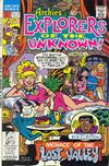 Cover for Explorers of the Unknown (Archie, 1990 series) #4