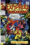 Cover for Explorers of the Unknown (Archie, 1990 series) #6