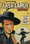 Cover for Lash La Rue Western (Charlton, 1954 series) #48