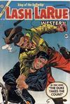 Cover for Lash La Rue Western (Charlton, 1954 series) #49