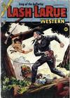Cover for Lash Larue Western (Charlton, 1954 series) #52