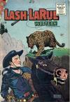 Cover for Lash La Rue Western (Charlton, 1954 series) #56