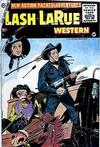 Cover for Lash La Rue Western (Charlton, 1954 series) #58