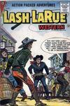 Cover for Lash La Rue Western (Charlton, 1954 series) #61