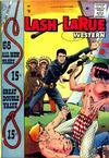 Cover for Lash La Rue Western (Charlton, 1954 series) #68