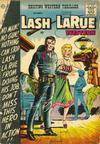 Cover for Lash La Rue Western (Charlton, 1954 series) #69