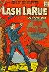 Cover for Lash Larue Western (Charlton, 1954 series) #71