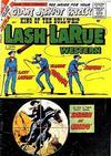Cover for Lash La Rue Western (Charlton, 1954 series) #73