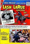 Cover for Lash La Rue Western (Charlton, 1954 series) #76