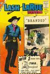 Cover for Lash La Rue Western (Charlton, 1954 series) #77