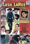 Cover for Lash La Rue Western (Charlton, 1954 series) #81