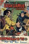 Cover for Lash La Rue Western (Charlton, 1954 series) #84