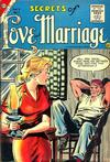 Cover for Secrets of Love and Marriage (Charlton, 1956 series) #1