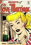 Cover for Secrets of Love and Marriage (Charlton, 1956 series) #6