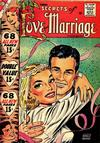 Cover for Secrets of Love and Marriage (Charlton, 1956 series) #7
