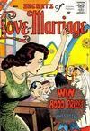 Cover for Secrets of Love and Marriage (Charlton, 1956 series) #12
