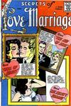 Cover for Secrets of Love and Marriage (Charlton, 1956 series) #14