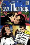 Cover for Secrets of Love and Marriage (Charlton, 1956 series) #17
